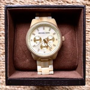 Michael Kors Horn Watch